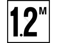 Smooth Bw Depth Marker - INL-37-4000