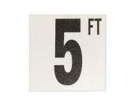 5 Ft Ab Fp Depth Marker