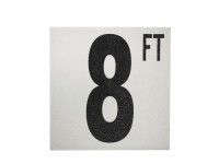 8 Ft Ab Fp Depth Marker