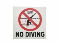 Int No Diving Symbol Ab Fp