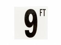 9 Ft Fp Depth Marker
