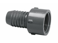 "Lasco 1-1/2"" Insert x FNPT PVC Female Adapter 1435-015 (LAS-56-4556)"