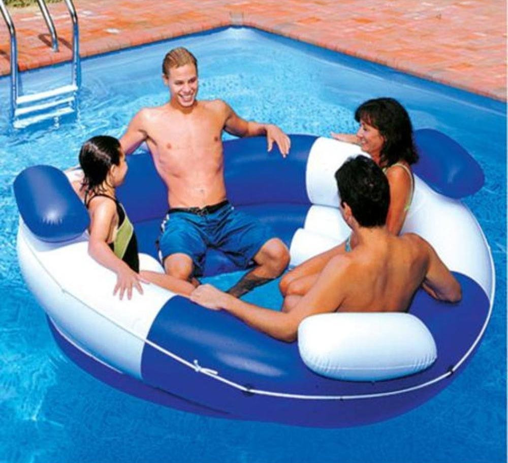 Swimline Sofa Island Lounger By Swimline 9051 E Z Test