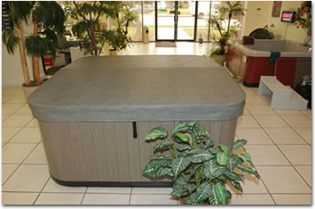 "The ""Classic"" Spa Cover comes in 14 different colors! Available Today from E-Z Test Pool Supplies, Inc."