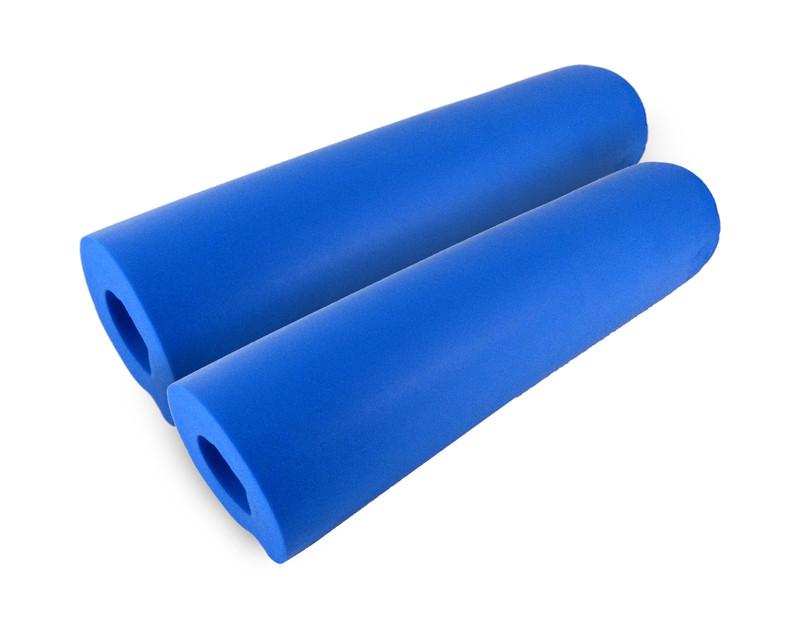 AquaProducts BRUSHES LT. BLUE FOAM PAIR; Part Number: APSP3008 BRUSHES LT. BLUE FOAM PAIR APSP3008