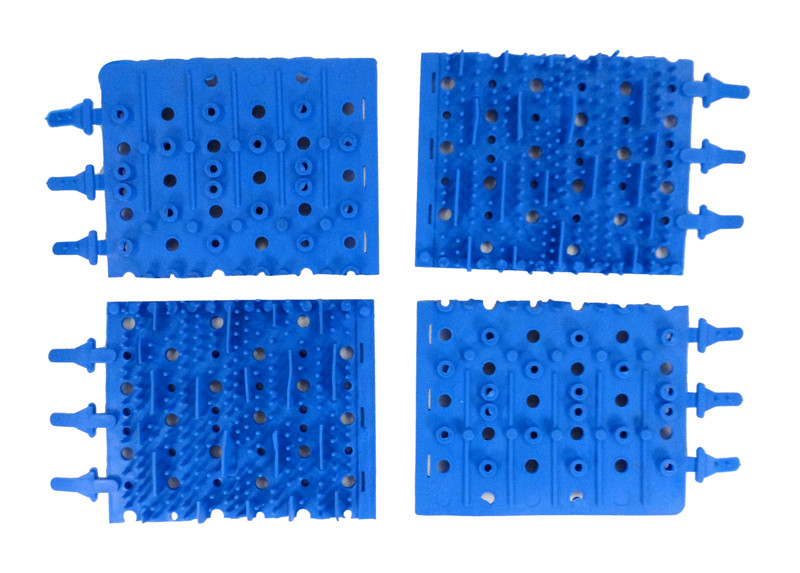 AquaProducts MOLDED RUBBER BRUSH; Part Number: APSP3002B4S MOLDED RUBBER BRUSH APSP3002B4S