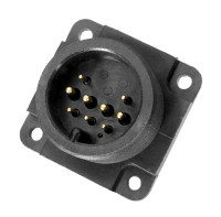 AquaProducts 9 PIN SOCKET; Part Number: APSP7140 9 PIN SOCKET APSP7140