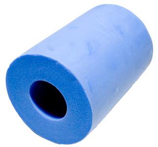 AquaProducts BRUSHES  LT BLUE PVA FOAM ; Part Number: APSP3009A BRUSHES  LT BLUE PVA FOAM  APSP3009A