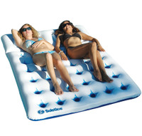 AquaWindow Duo Mattress Floating Swimming Pool Lounger