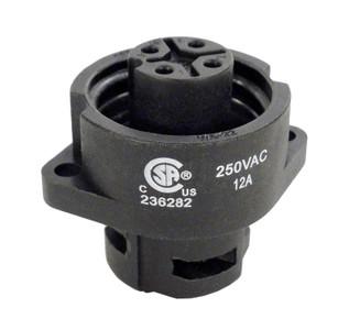 Maytronics Amphenol Socket For Power Supply (5020011)