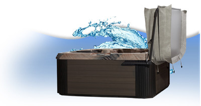 Ultralift's Standard Mount hot tub cover lifter lets you adjust the open cover height to your preference - high for greater privacy or low for a less obstructed view. You can mount the brackets high on the side of your spa so your cover enhances privacy, or low on the spa side or on the deck to store the cover behind your spa.  Creative engineering has led to a cover lifter like no other. Ultralift is the strongest, most versatile cover lifter on the market. It is one cover lifter with a variety of mounting options to fit your lifestyle.