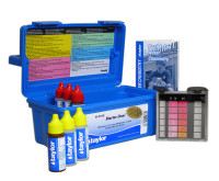 Taylor TAYLOR BROMINE 2100 TEST KIT; Part Number: TTK21006 TAYLOR BROMINE 2100 TEST KIT TTK21006
