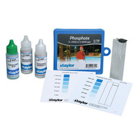 Taylor Color Card Comparator Low Phosphate 0-1,000 ppb Test Kit (K-1106)