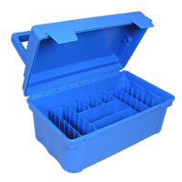 Taylor Multi-Purpose Case for K-2005/2006-C - 22 mL and 60 mL Bottles - Plastic Ribbed (7120)