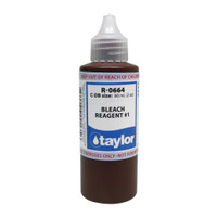 Taylor Bleach #1 Reagent - 2 Oz. (60 mL) Dropper Bottle (R-0664-C)