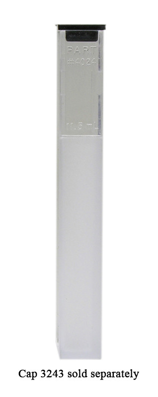 Test Cell, Calibrated (11.5 mL), plastic, rectangular (4024)
