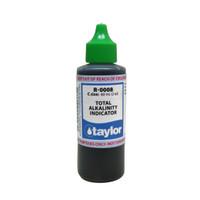 Taylor Total Alkalinity #8 Reagent - 2 Oz. (60 mL) Dropper Bottle (R-0008-C)