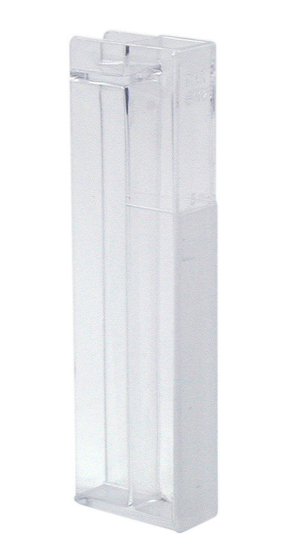 Taylor Test Cell, Calibrated (5 mL), plastic, rectangular (4025)25