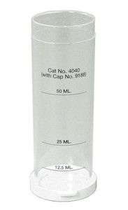 Taylor SAMPLE TUBE GRADU 50 ML PLS; Part Number: TT9188 SAMPLE TUBE GRADU 50 ML PLS TT9188