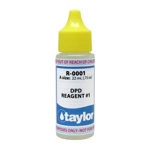 Taylor DPD #1 Reagent - 3/4 Oz. Dropper Bottle (R-0001-A)