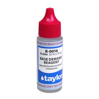 Taylor Base Demand #16 Reagent - 3/4 Oz. Dropper Bottle (R-0016-A)