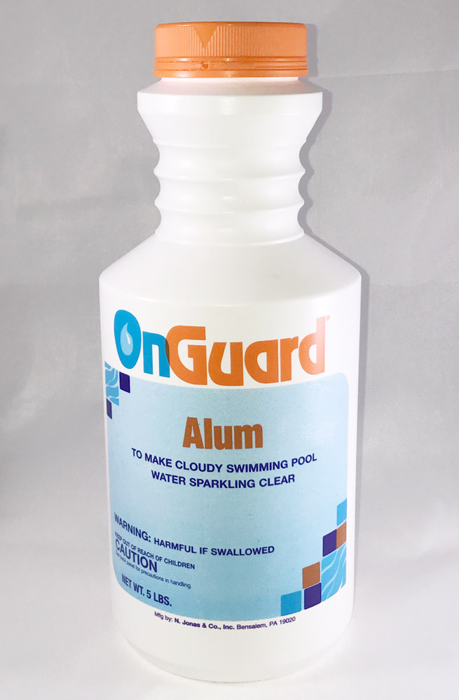 Alum 5lbs aluminum sulfate for swimming pool water e z - What makes my swimming pool water cloudy ...