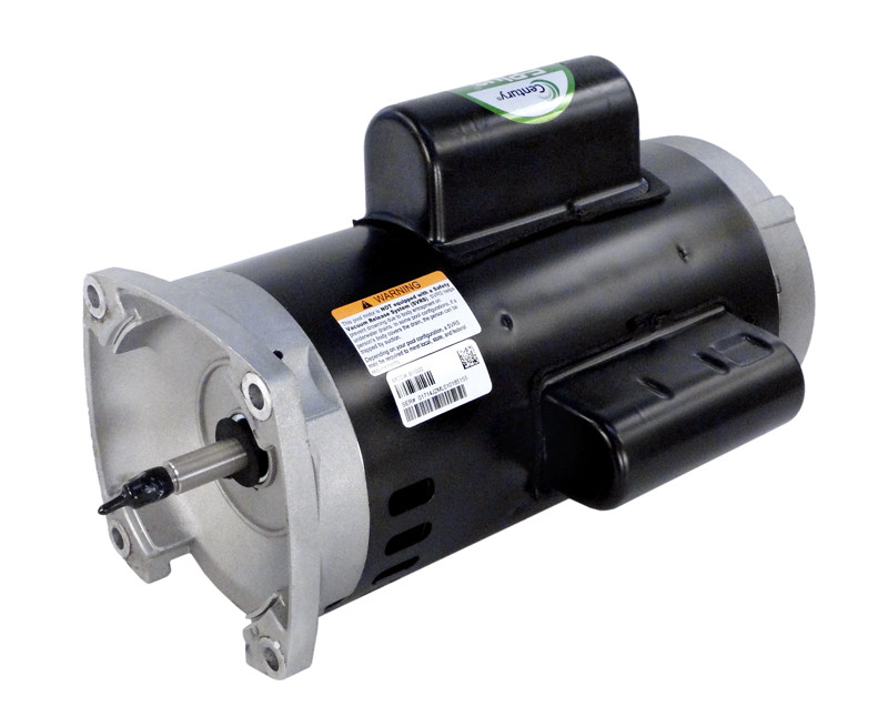 A.O. Smith - Pentair Pumps; REPL MOTOR FLANGED 5HP 1PH; B1000