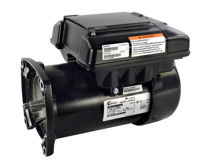 A.O. Smith - Pentair Pumps; 1/2 - 1.65 THP 208V 230V VGREEN; ECM16SQU