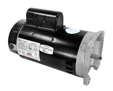 A.O. Smith - Pentair Pumps; MOTOR-FLANGED 1.5 HP 2-SPEED; B2983