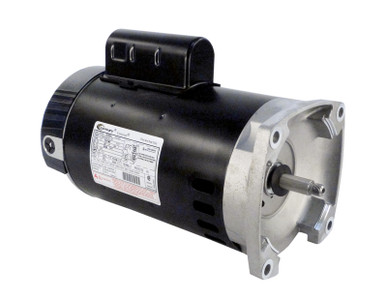 A.O. Smith - Pentair Pumps; MOTOR 2-1/2 HP SQ FLANGE; B2840