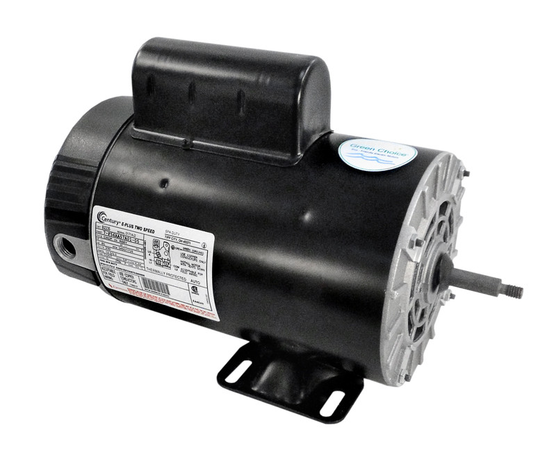 A o smith pentair pumps motor 56y 230v 4 hp 2 speed for Pentair pool pump motor