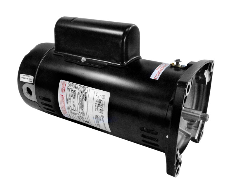 A.O. Smith - Pentair Pumps; MOTOR-FLANGED 1 HP 2 SPEED 230V; SQS1102R