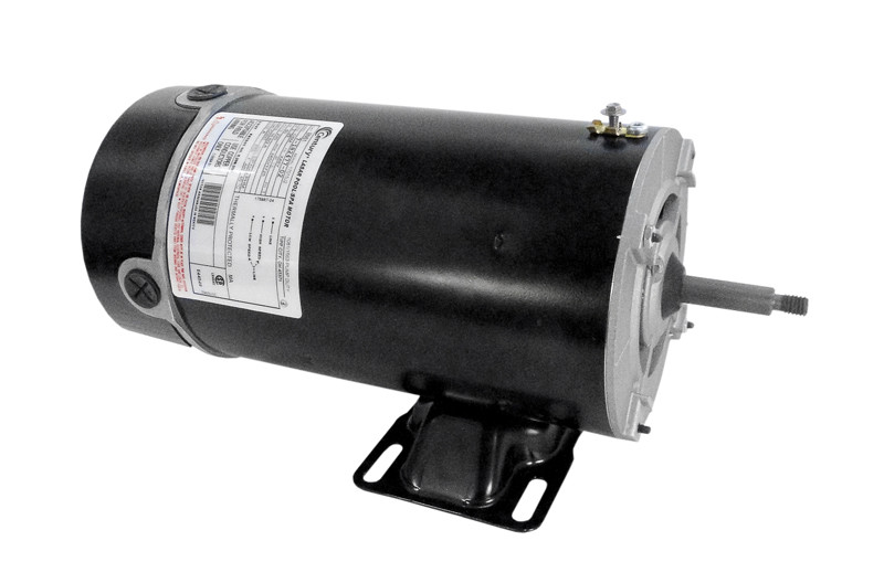 A o smith pentair pumps motor 48y 230v 2 hp 2 speed for Ao smith pump motor