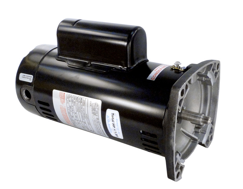 A.O. Smith - Pentair Pumps; 1-1/2 HP MOTOR UP-RATED 48Y; UQC1152