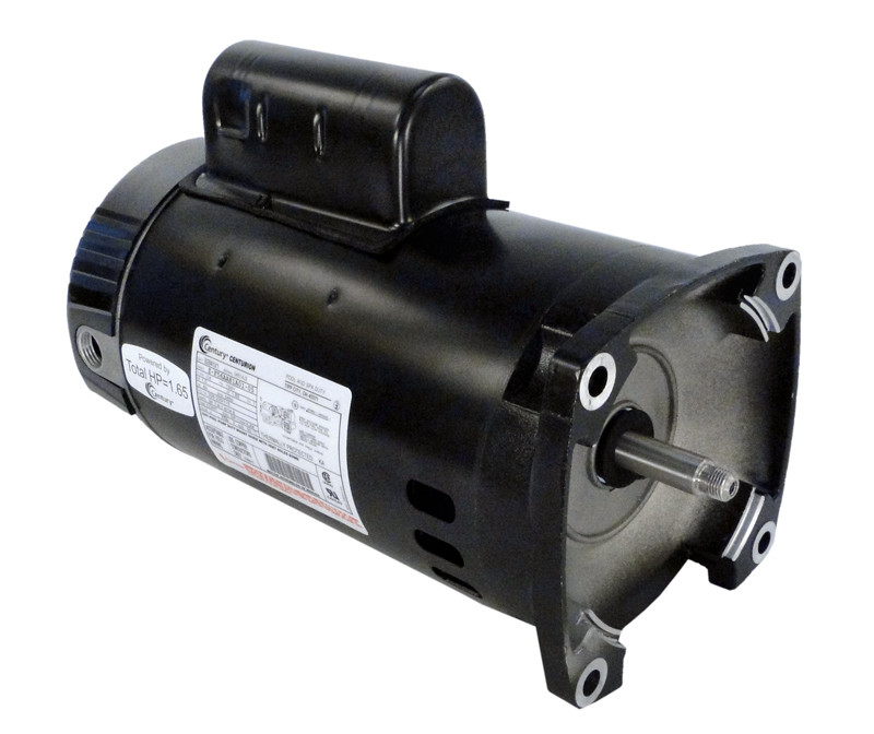 A O Smith Pentair Pumps Motor 1 Hp Sq Flange E Plus