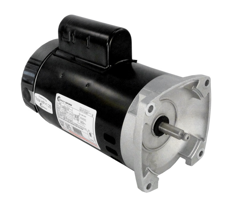 A o smith pentair pumps motor 3 4 hp sq flange full for Ao smith pump motor