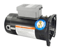 A.O. Smith - Pentair Pumps; 1 HP EMOD MOTOR 48Y SQ FACE; USQG1102A
