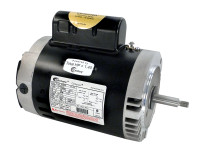 A.O. Smith - Pentair Pumps; 1 HP THRD. SHAFT MOTOR; B128