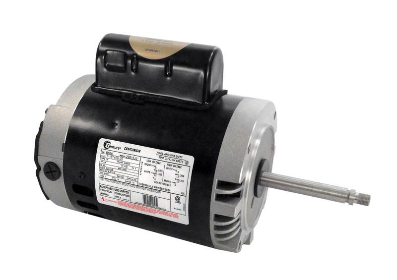 A.O. Smith - Pentair Pumps; 3/4 HP MOTOR LETRO MARCH 1997; B668