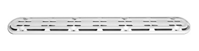 Aquastar; 32IN CHANNEL DRAIN COVER AND FRAMEION OUTLET COVER/FRAME (VGB SERIES); 32CDAVFR101