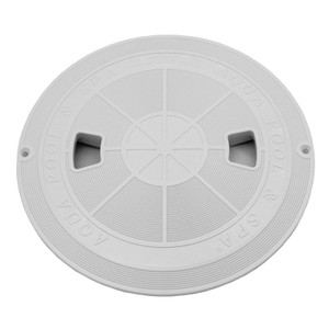 Aquastar; SKIMMER LID (FITS STA-RITE SIZE SKIMMERS) WITH CUSTOM NAME; RT101A