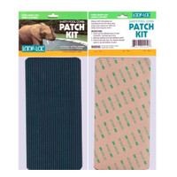 Loop-Loc; MESH PATCH GREEN SELF ADHESIVE; LLMPK