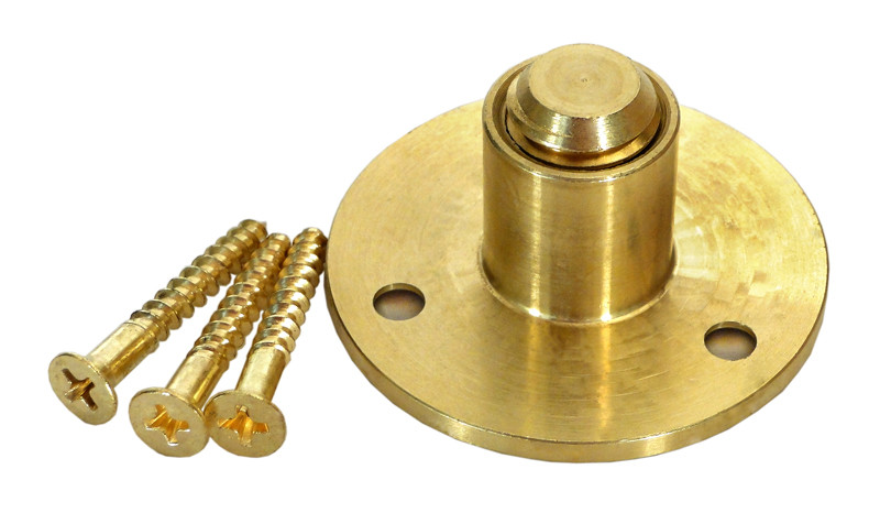 Meyco Pool Covers; BRASS WOOD DECK ANCHOR; BCA1W