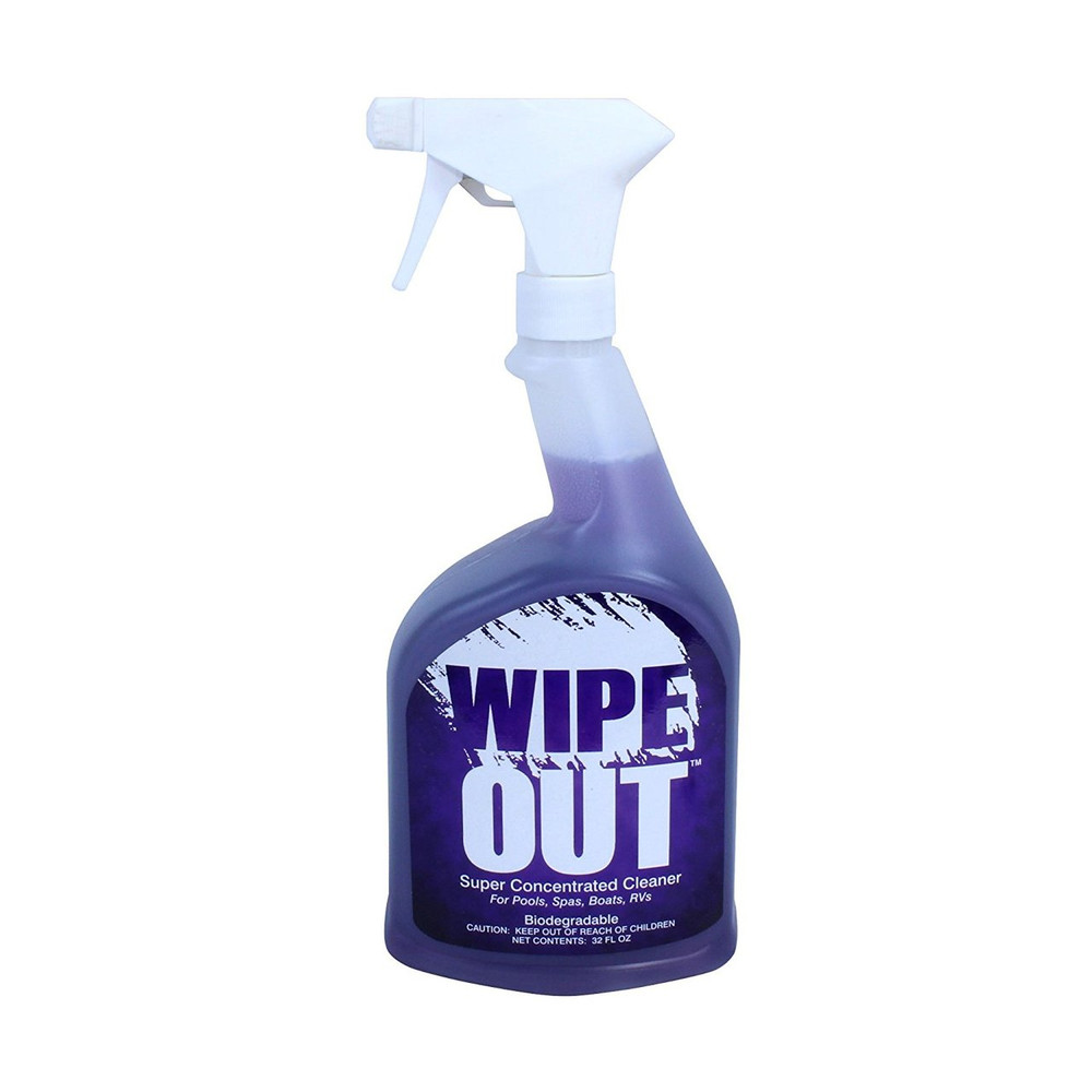Wipe Out 6012 All Purpose Surface Cleaner for Swimming Pools