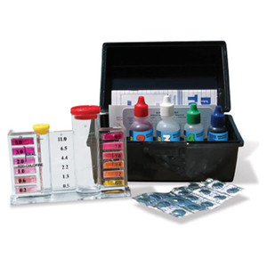 Poolmaster; 4 DPD TEST KIT - W/CASE; PM22272