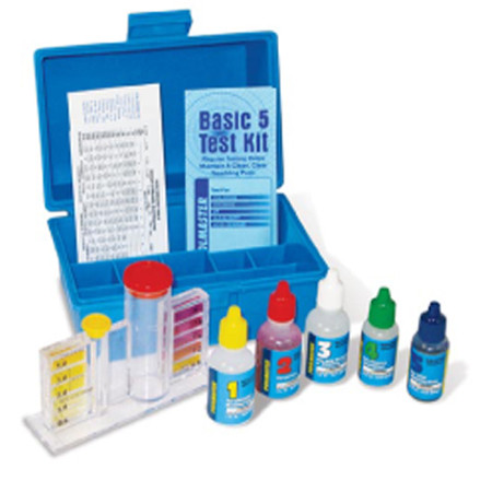 Poolmaster; POOLMASTER #22260 TEST KIT; PM22260
