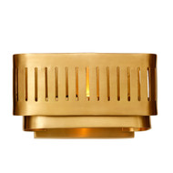GA-002 TARYA WALL SMALL Gold - Full Brass - DAMAGED - DA-220