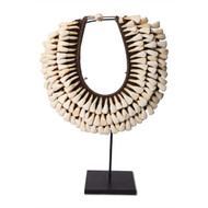 NECKLACE Buffalo Teeth