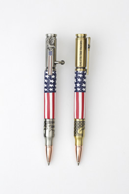 Americana Bolt Action Support the Troops Pen