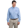 Run It Right mens long sleeve easy care shirt